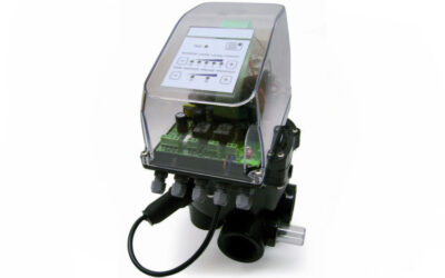 OmniTronic automatiserad filtersköljningsventil
